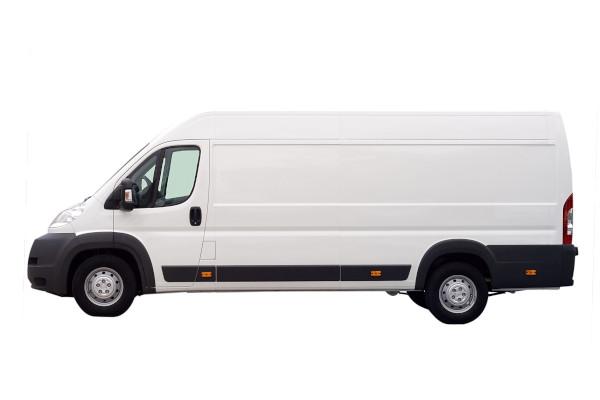 extra large van
